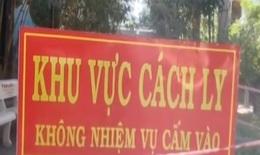 Phong toả tiếp khu B Bệnh viện Đa khoa tỉnh Khánh Hòa