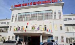 Nghệ An: Đưa Bệnh viện Dã chiến số 2 vào hoạt động