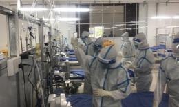 """Trung tâm hồi sức COVID tại Long An - """"gỡ khó"""" cho tuyến tỉnh"""