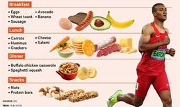 """Dinh dưỡng - """"từ khóa"""" không thể thiếu cho người tập thể thao"""