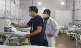 Mục sở thị Bệnh viện Dã chiến đa tầng quy mô 1000 giường