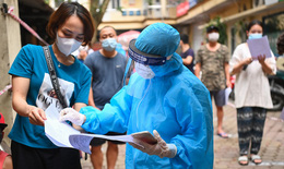 Thêm nhân viên Viettel Post dương tính, Hà Nội công bố 51 ca COVID-19 ngày 18/8