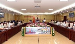 14/21 địa phương ở Nghệ An thực hiện cách ly theo Chỉ thị 16 từ 0h ngày 20/8