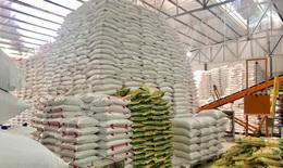 """Hà Nội """"tiếp sức"""" 6.000 tấn gạo cho TP. HCM và Bình Dương vượt khó"""
