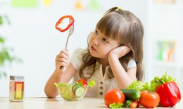 Trẻ bị ho nên ăn gì?