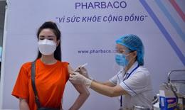 Công tác tổ chức đảm bảo giãn cách tại các điểm tiêm chủng vaccine phòng COVID - 19