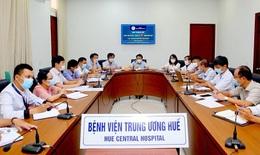 BV Trung ương Huế tiếp tục lên đường chi viện TP. HCM