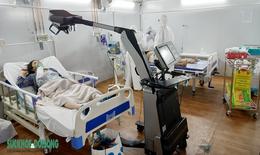 Dốc cả tâm lực điều trị cho bệnh nhân COVID-19 nặng
