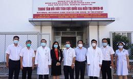 Thai phụ mắc COVID-19 được cứu sống bằng kỹ thuật ECMO