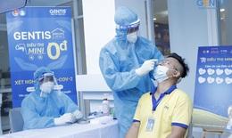 GENTIS thực hiện triển khai xét nghiệm SARS-CoV-2 đảm bảo đúng quy định