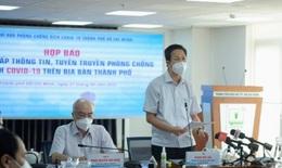 TP.HCM: Không thực hiện tình trạng khẩn cấp về dịch bệnh