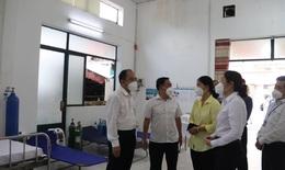 TP.HCM đã có 6 trạm y tế lưu động chăm sóc F0 COVID-19