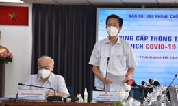"""TP. Hồ Chí Minh mong người dân """"thắt lưng buộc bụng"""" để vượt qua đại dịch"""