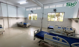 Thiết lập ICU, nỗ lực để giảm tối đa bệnh nhân COVID-19 tử vong ở Vĩnh Long