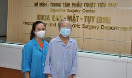 Cứu sống ngoạn mục bệnh nhân nguy kịch do vỡ khối dị dạng mạch máu