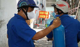 Tuyệt đối không được đứt gãy nguồn cung ứng oxy y tế, ưu tiên phục vụ phòng chống dịch COVID-19