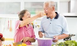 Bí quyết dinh dưỡng khắc phục chứng biếng ăn ở người cao tuổi