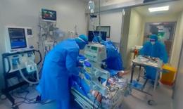 Viêm đa hệ thống ở trẻ mắc COVID-19