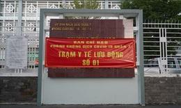 Trạm y tế lưu động ở TP.HCM sẽ hoạt động 24/7