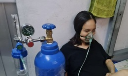 Sai lầm có thể gặp khi tự dùng máy thở ôxy tại nhà