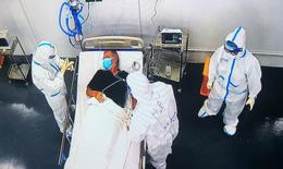 BV Trung ương Huế đưa robot vào hỗ trợ điều trị bệnh nhân COVID-19 tại BV Dã chiến 14 TP.Hồ Chí Minh