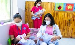 Thành lập trung tâm chăm sóc sơ sinh có mẹ nhiễm COVID-19