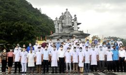 Y tế Hà Giang tiếp tục lên đường hỗ trợ Bình Dương chống dịch