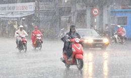 Cảnh báo mưa dông lớn ở Bắc Bộ, nội thành Hà Nội
