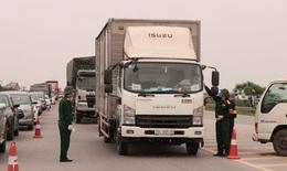Hơn 2.600 phương tiện phải quay đầu tại các chốt kiểm soát ở cửa ngõ thủ đô