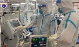 Trung tâm Hồi sức COVID-19 của BVĐK TW Thái Nguyên tại Long An điều trị gần 60 bệnh nhân nặng