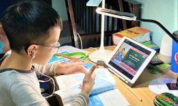 """""""Rào cản"""" với học sinh lớp 1 khi học trực tuyến"""