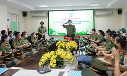 Y tế công an tiếp tục hỗ trợ TP. Hồ Chí Minh chống dịch