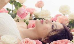 Bí kíp làm đẹp từ các loài hoa