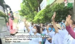 'Những thiên thần áo trắng', khi nhà báo làm ca sĩ cổ vũ ngành Y mùa COVID-19