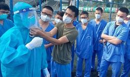 100 bác sĩ nội trú của Đại học Y Hà Nội mang trái tim nhiệt huyết tới Bình Dương