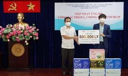 BAC A Bank cùng Tập đoàn TH trao tặng hơn 500.000 sản phẩm tốt cho sức khỏe tới TP HCM, ủng hộ công tác phòng, chống dịch COVID-19