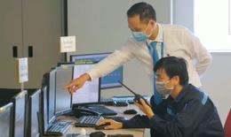 Chung tay ngăn chặn dịch bệnh: An toàn tại sân bay