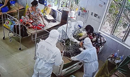 Trung tâm hồi sức tích cực thứ 2 điều trị bệnh nhân COVID-19 tại Tiền Giang đi vào hoạt động