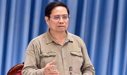Thủ tướng Phạm Minh Chính vui mừng vì người dân Đồng Nai gọi đến số khẩn cấp đều được trả lời ngay
