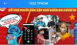 TP.HCM mở thêm cổng 1022 trên Zalo để tiếp nhận hỗ trợ người dân khó khăn