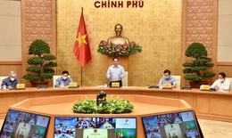 Thủ tướng họp trực tuyến với 1060 phường, xã, thị trấn, cùng quyết tâm đẩy lùi dịch COVID-19