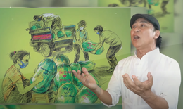 NSND Tạ Minh Tâm du ca ngày dịch kết nối thương yêu