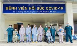 Hơn 50% bệnh nhân COVID-19 tại TP.HCM đã xuất viện