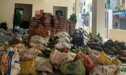 9.000 lượt hàng hóa gửi vào khu cách ly 21.000 người ở Hà Nội