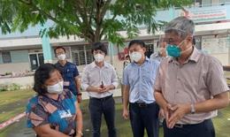 """Thứ trưởng Nguyễn Trường Sơn: """"Không để F0 tại nhà thiếu thuốc, thiếu thông tin"""""""