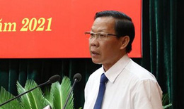 Thủ tướng phê chuẩn ông Phan Văn Mãi làm Chủ tịch UBND TP. HCM