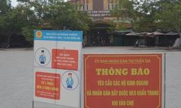 Thừa Thiên Huế thêm 25 ca mắc mới, lấy mẫu xét nghiệm cho người mua bán tại các chợ