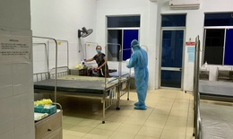 Quảng Bình 95 ca nhiễm mới, triển khai thêm khu vực điều trị bệnh nhân COVID-19