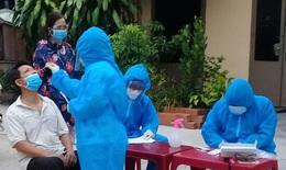 Nha Trang tiếp tục triển khai 2 đợt lấy mẫu xét nghiệm từ 31/8 đến 6/9