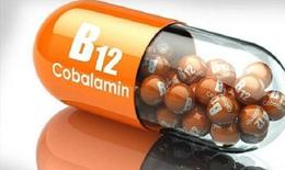 Thiếu vitamin B12, bổ sung thế nào cho đúng?